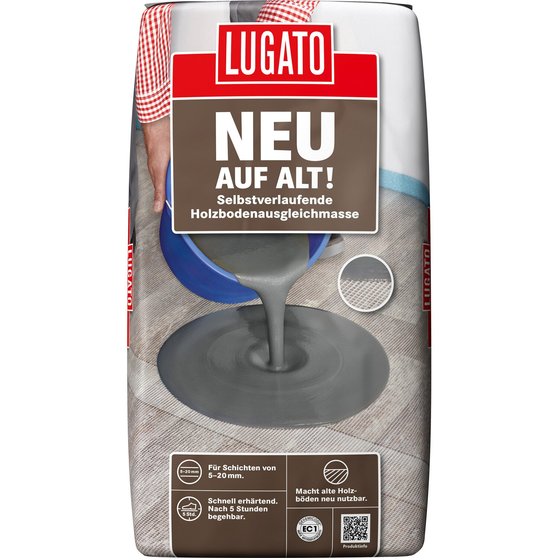 bodenausgleichmasse für holzböden neu auf alt 20 kg kaufen bei obi
