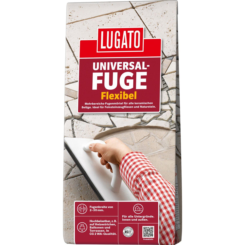 fugenmörtel universal-fuge flexibel 5 kg weiß kaufen bei obi