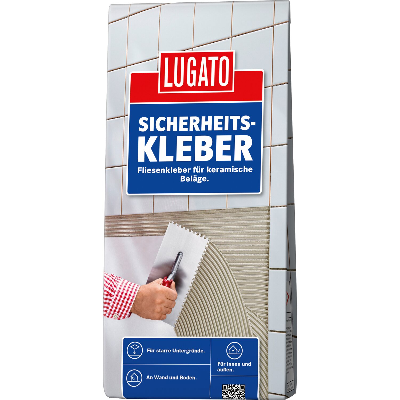 Lugato Fliesenkleber Sicherheitskleber 5 kg