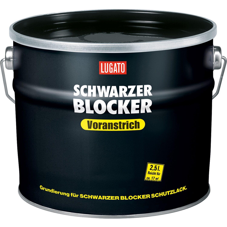 bitumen voranstrich schwarzer blocker 2 5 l kaufen bei obi. Black Bedroom Furniture Sets. Home Design Ideas