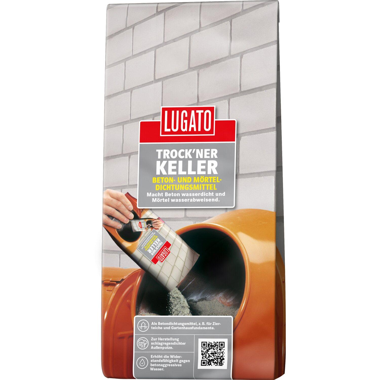 Außergewöhnlich Beton- und Mörteldichtungsmittel Trock´ner Keller 1 kg &UF_13