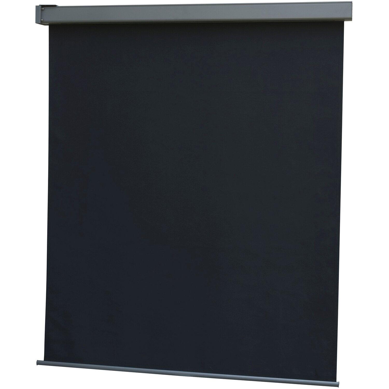 Leco Balkonmarkise Breite 150 cm Anthrazit Preisvergleich