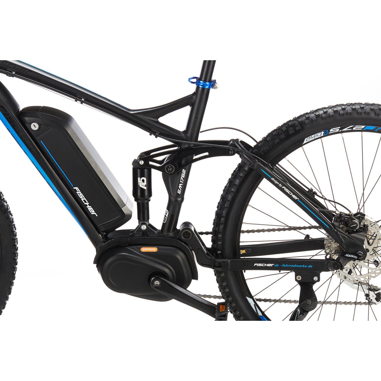Fischer E-Bike MTB Fully Herren 27,5\