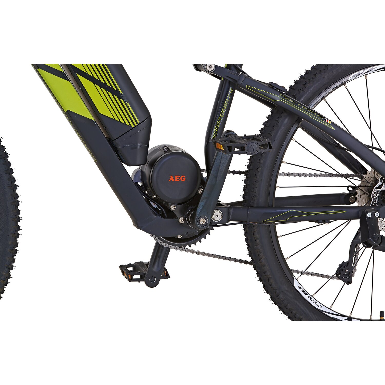 rex e bike alu full suspension mtb 650b 27 5 bergsteiger. Black Bedroom Furniture Sets. Home Design Ideas