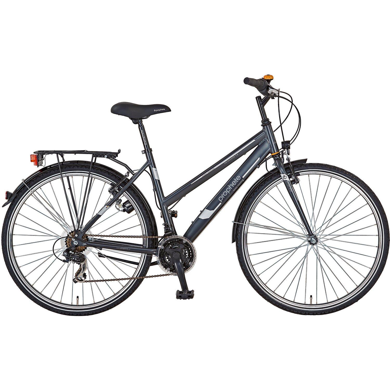 Prophete Trekking-Fahrrad Alu 28 Entdecker 7.0 Damen