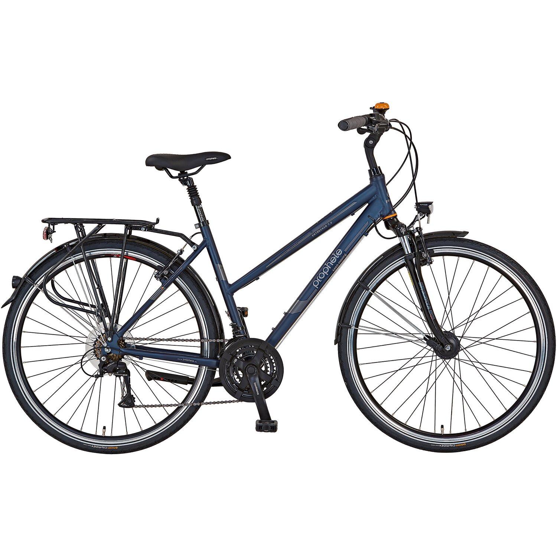 prophete trekking fahrrad alu 28 entdecker 7 2 damen. Black Bedroom Furniture Sets. Home Design Ideas