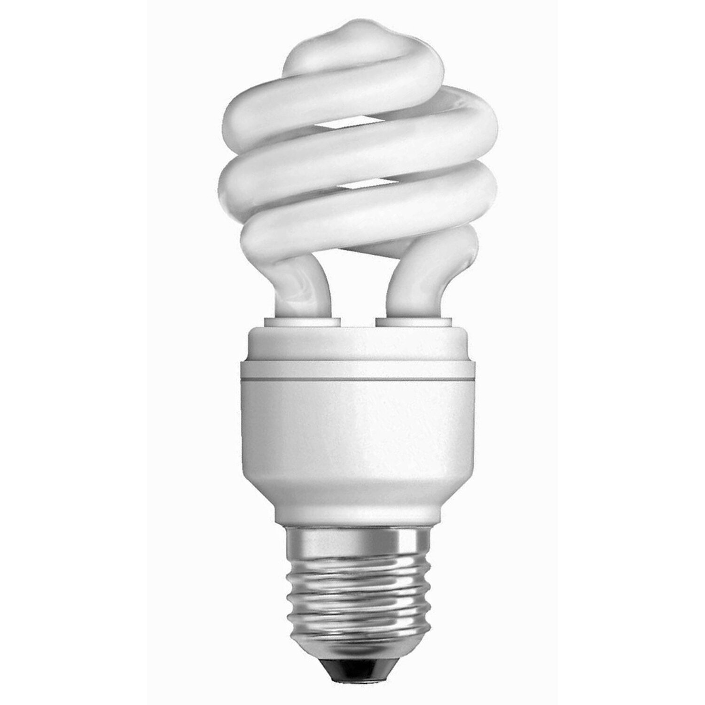 Osram Energiesparlampe Spiralform E27 / 13 W (7...