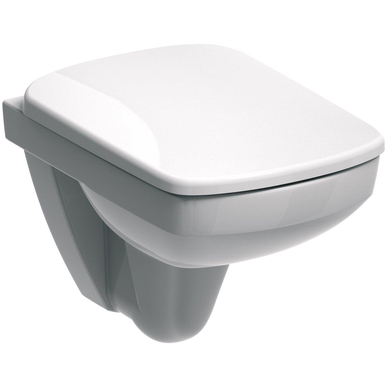 Tiefspül-Wand-WC Vanea verkürzt Weiß kaufen bei OBI