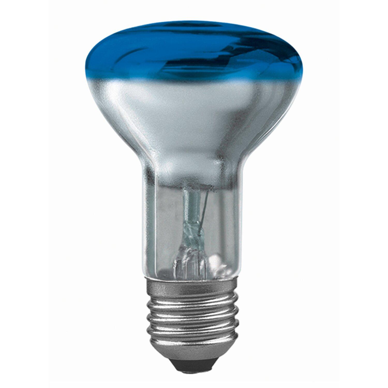 Paulmann Glühlampe Reflektor R63 E27 / 40 W Blau