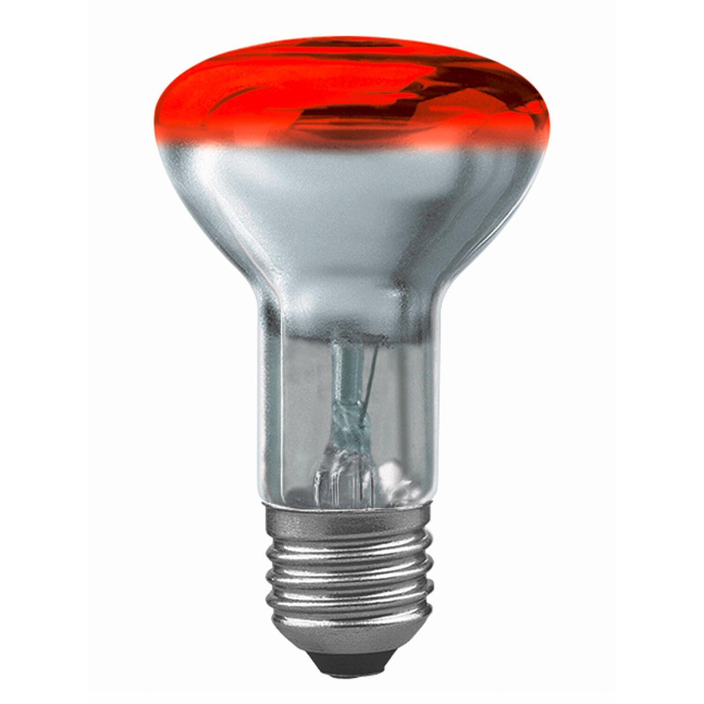 Paulmann Glühlampe Reflektor R63 E27 / 40 W Rot