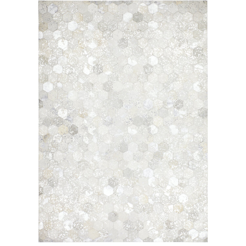 Teppich Masque 410 Grau-Silber 160 cm x 230 cm