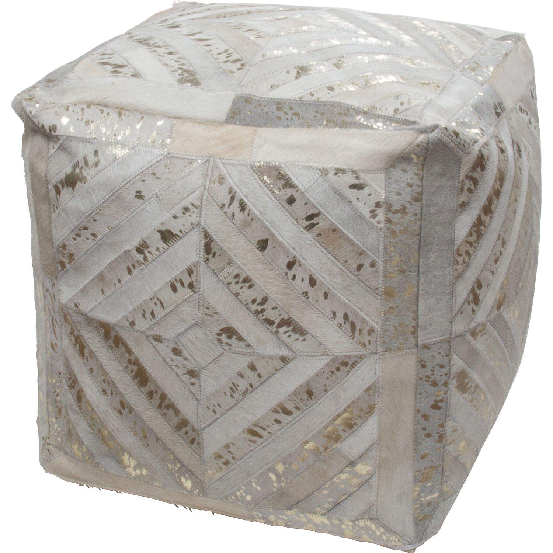 pouf masque 610 elfenbein gold 45 cm x 45 cm kaufen bei obi. Black Bedroom Furniture Sets. Home Design Ideas