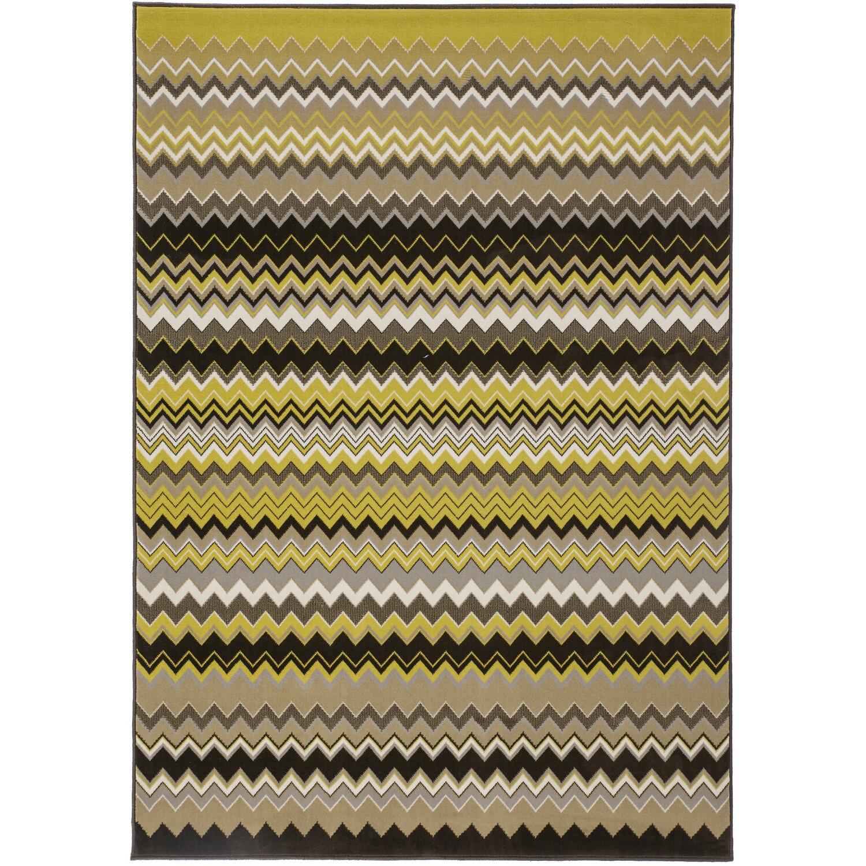 Sonstige Flachflorteppich Knut Kayoom Gold