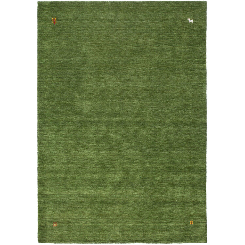teppich gloria 1010 gr n 80 cm x 150 cm kaufen bei obi. Black Bedroom Furniture Sets. Home Design Ideas