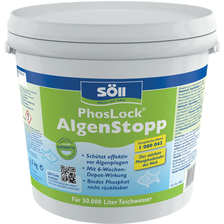 Soll Phoslock Algen Stopp 2 5 Kg Kaufen Bei Obi