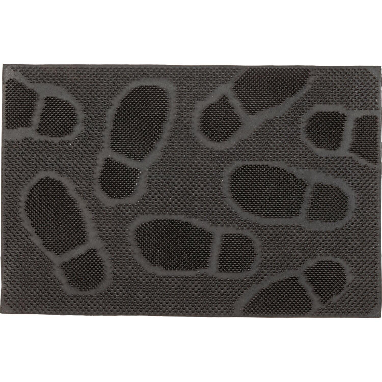 Obi Gummistepmatte Schwarz 40 Cm X 60 Cm Kaufen Bei Obi