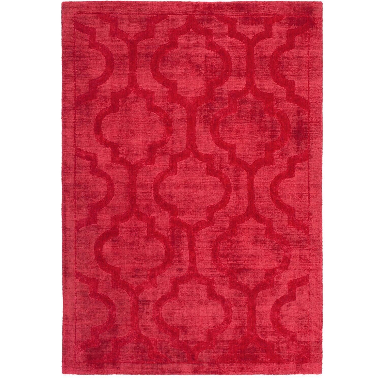 Sonstige Kurzflorteppich Godo Kayoom Rot