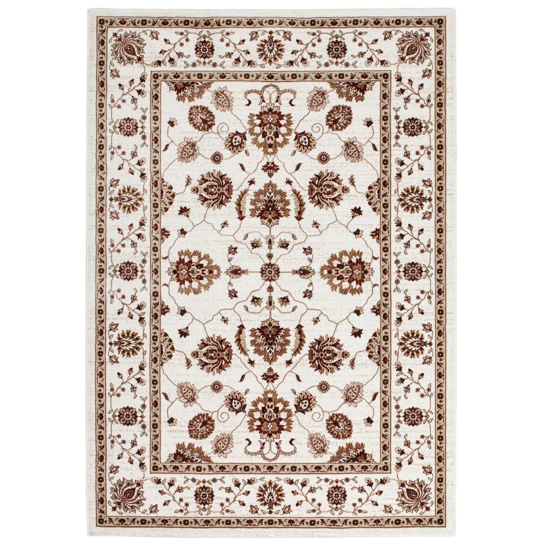 Sonstige Teppich Mina 716 Elfenbein 80 cm x 150 cm