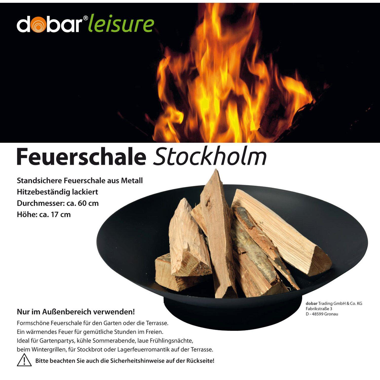 Top Dobar Feuerschale Stockholm rund kaufen bei OBI @BY_85
