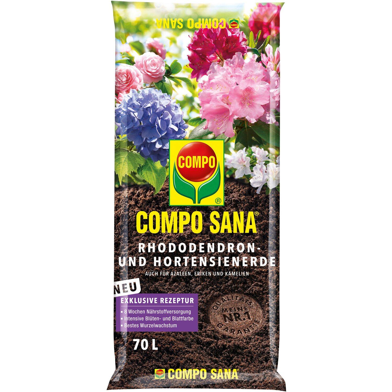 Compo Sana Rhododendronerde 2.730 l (39 x 70 l) 1 Palette