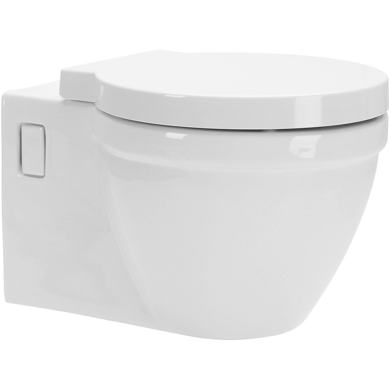 wand wc set komplett set wand wc loara online kaufen otto wand wc set basic wei von hellweg. Black Bedroom Furniture Sets. Home Design Ideas