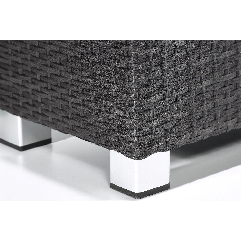 gartenfreude pflanzk bel polyrattan 78 cm x 27 cm anthrazit kaufen bei obi. Black Bedroom Furniture Sets. Home Design Ideas