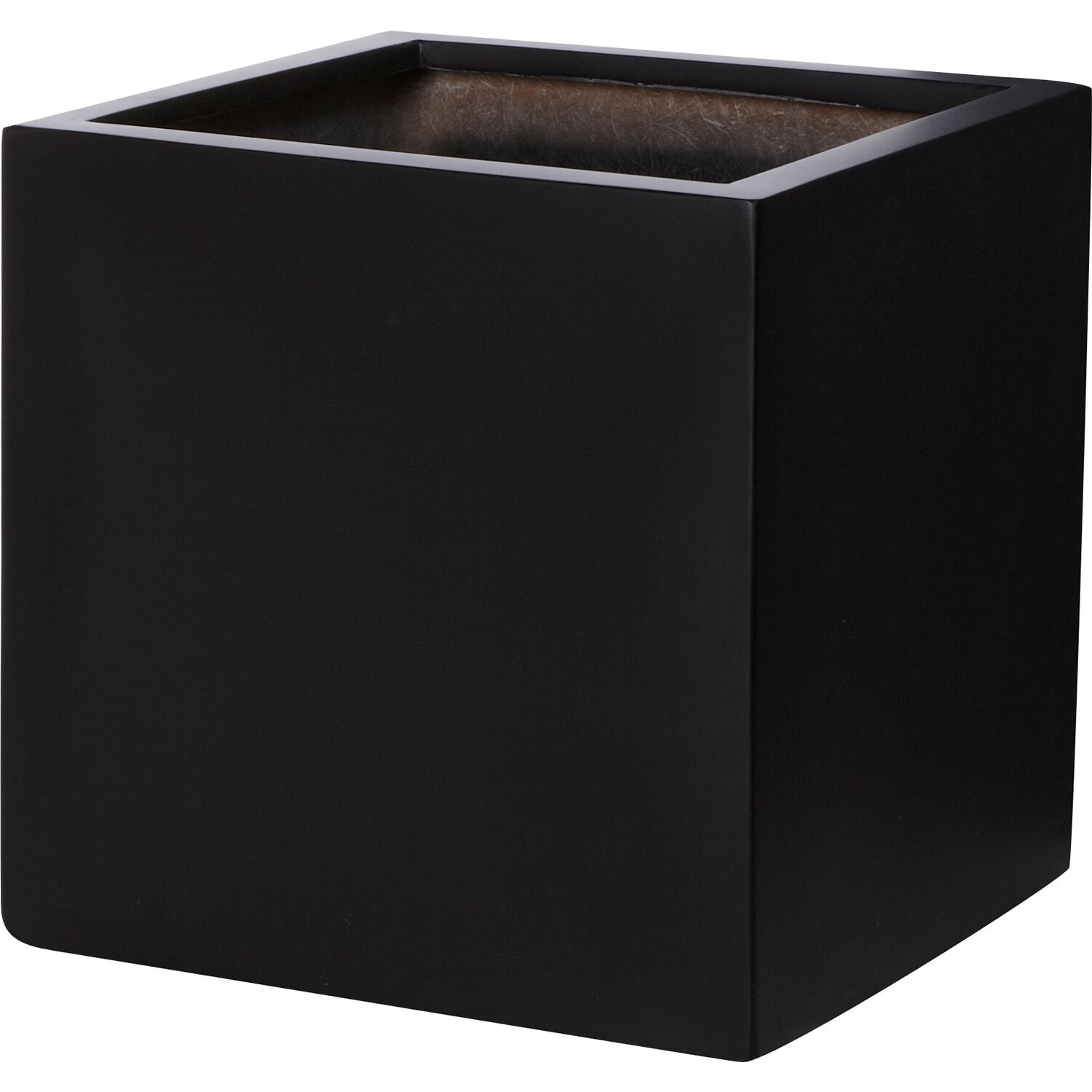 gartenfreude pflanzk bel fiberglas 30 cm x 30 cm anthrazit kaufen bei obi. Black Bedroom Furniture Sets. Home Design Ideas