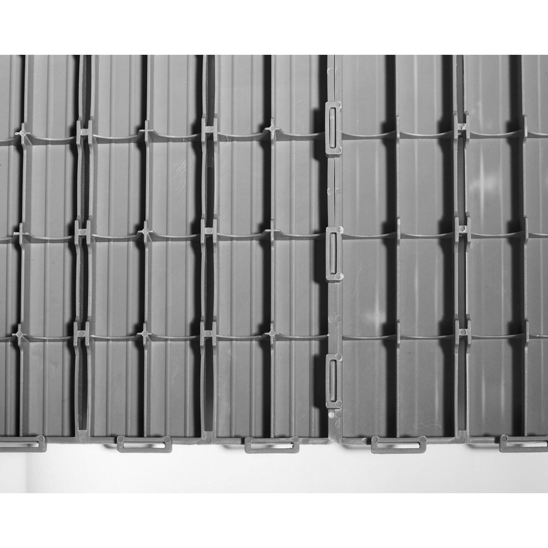 klick-fliese kunststoff grau 30 cm x 30 cm 9 stück kaufen bei obi