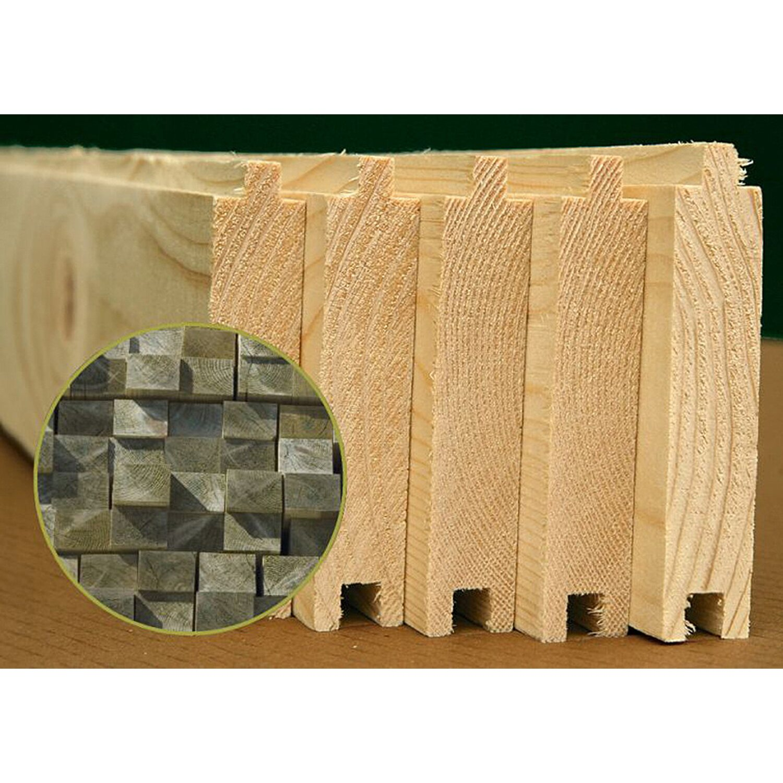 Palmako Fußboden für Holz-Gartenhaus Lara 350 cm x 250 cm