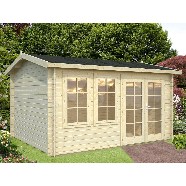 Palmako Holz-Gartenhaus Iris 390 cm x 300 cm