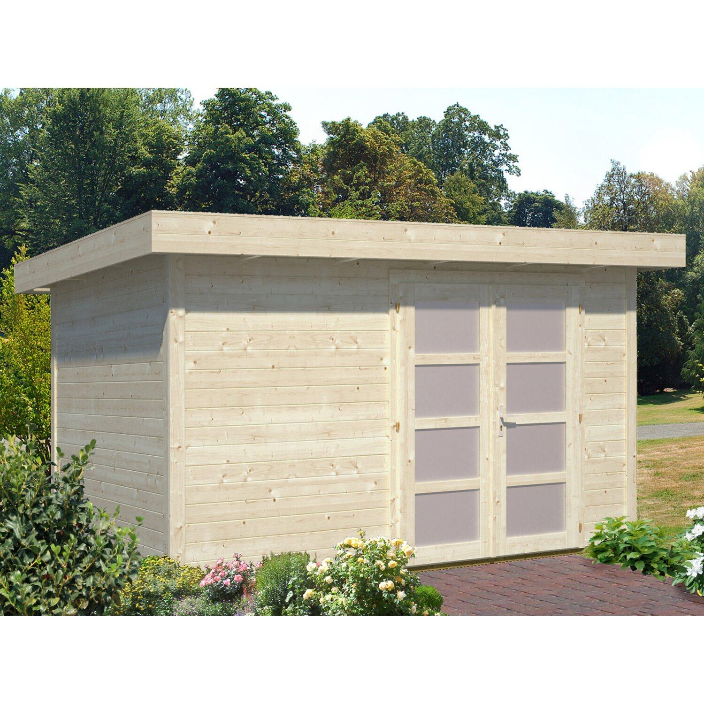 Palmako Holz-Gartenhaus Lara 350 cm x 250 cm