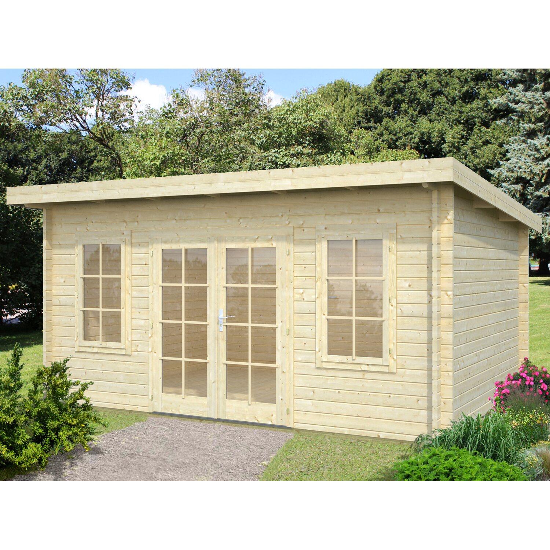 Palmako Holz-Gartenhaus Lisa 450 cm x 330 cm