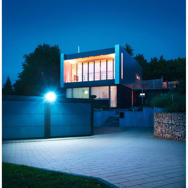 steinel led strahler xled home 3 schwarz eek a kaufen bei obi. Black Bedroom Furniture Sets. Home Design Ideas