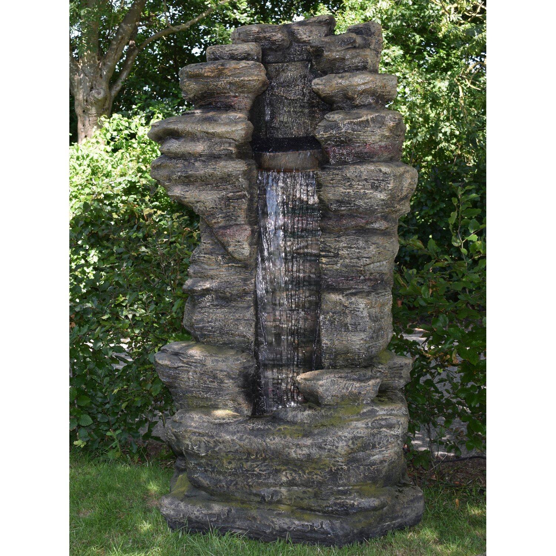acquaarte gartenbrunnen set cleveland 180 cm x 91 cm x 70. Black Bedroom Furniture Sets. Home Design Ideas