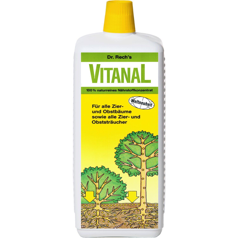 Vitanal Dünger für alle Bäume und Sträucher 1 l   Garten > Pflanzen > Dünger   Vitanal