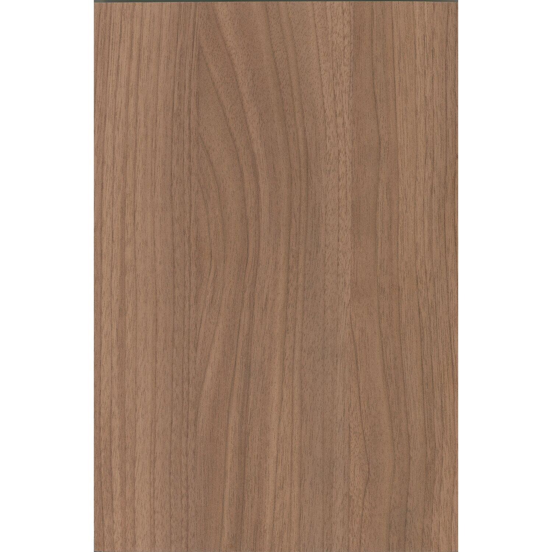 Zarge Dekor Nussbaum Holznachbildung (GA736) 86 x 198,5 x 10 cm ...