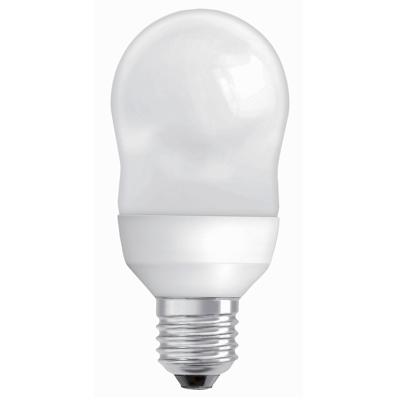 osram energiesparlampe gl hlampenform e27 14 w 740 lm warmwei eek a kaufen bei obi. Black Bedroom Furniture Sets. Home Design Ideas