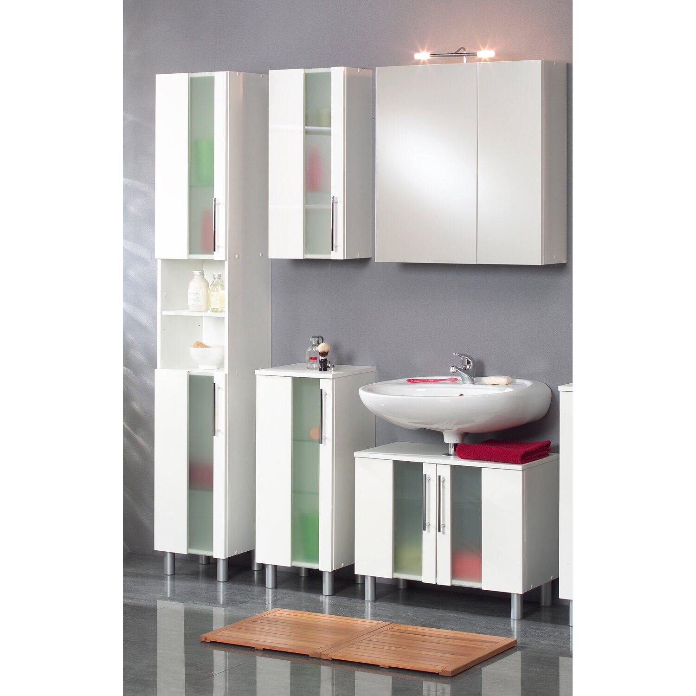 kesper badm bel set eek c trento wei 5 teilig kaufen bei obi. Black Bedroom Furniture Sets. Home Design Ideas
