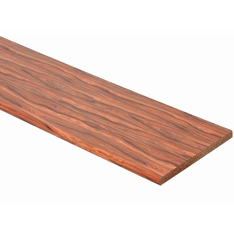 Arbeitsplatte 60 cm x 3 9 cm nussbaum nu 795 kaufen bei obi for Arbeitsplatte nussbaum obi