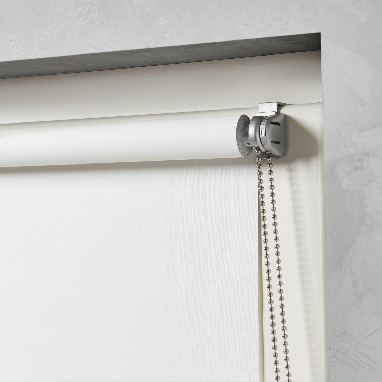 cocoon mini rollo verdunklung wei 90 cm x 150 cm kaufen bei obi. Black Bedroom Furniture Sets. Home Design Ideas