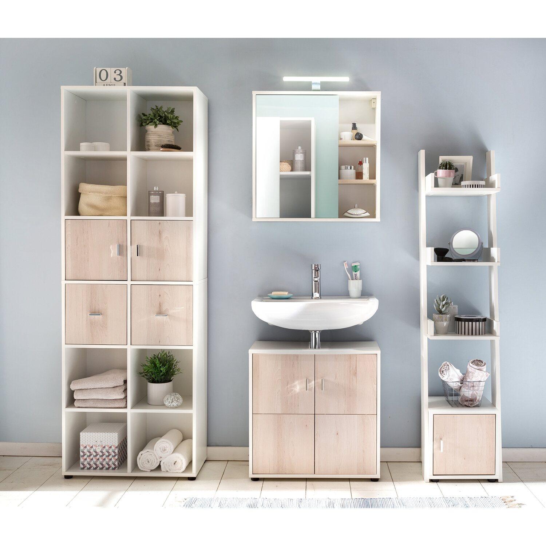 kesper spiegelschrank mit led beleuchtung 61 7 cm scala kaufen bei obi. Black Bedroom Furniture Sets. Home Design Ideas