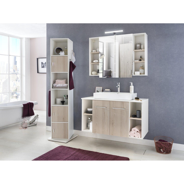 kesper hochschrank 40 cm scala drehbar buche wei kaufen bei obi. Black Bedroom Furniture Sets. Home Design Ideas