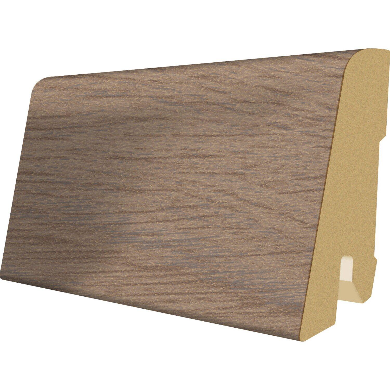 megafloor sockelleiste seekiefer grau 60 mm x 17 mm l nge 2400 mm kaufen bei obi. Black Bedroom Furniture Sets. Home Design Ideas