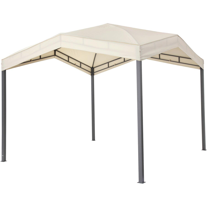 tepro pavillon marabo 305 cm x 305 cm beige kaufen bei obi. Black Bedroom Furniture Sets. Home Design Ideas