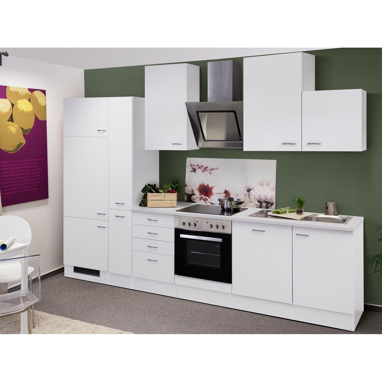 Flex Well Flex-Well Küchenzeile Wito 310 cm inkl. Liefer- und Aufbauservice