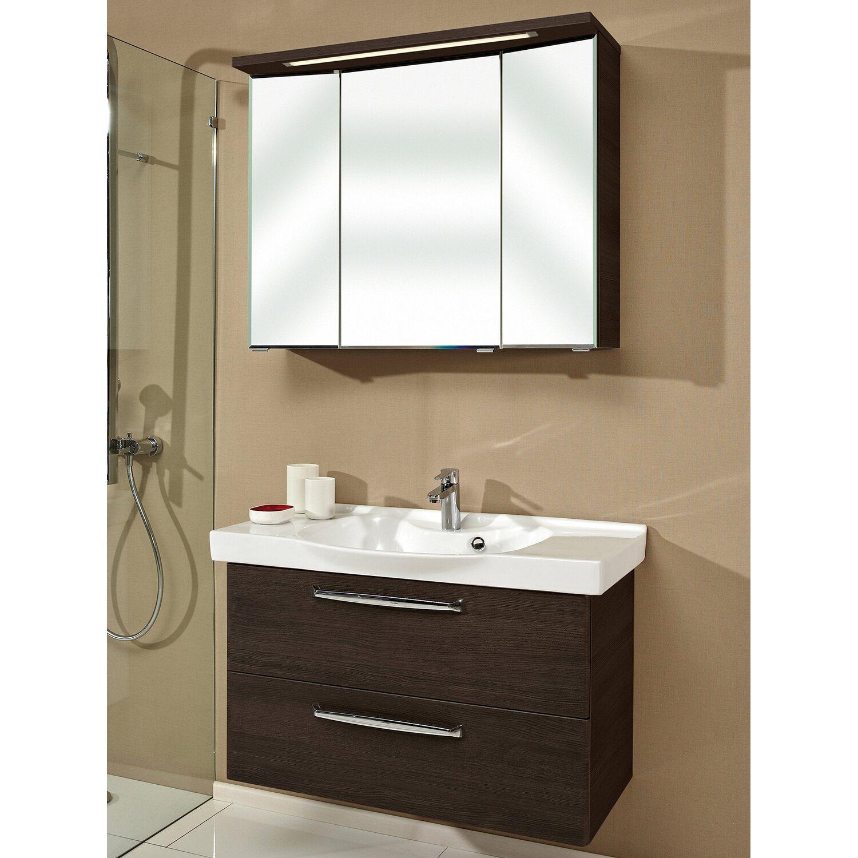 badmobel pelipal, pelipal badmöbel-set trentino 92 cm mokka struktur eek: a-a++ kaufen, Design ideen