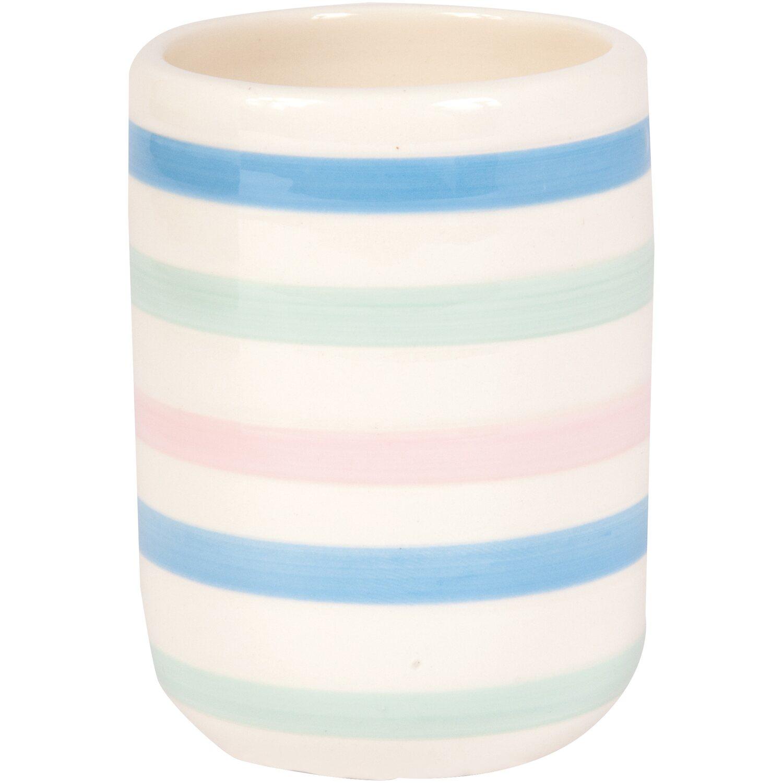 Mundspülbecher Seauville Pastell Keramik