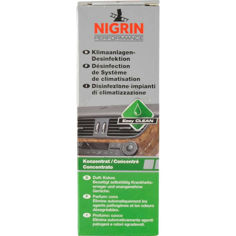 nigrin klimaanlagen desinfektion konzentrat 100 ml kaufen. Black Bedroom Furniture Sets. Home Design Ideas