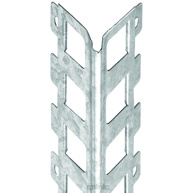 innenputzprofil 10 mm x 2500 mm kaufen bei obi. Black Bedroom Furniture Sets. Home Design Ideas