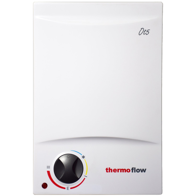Respekta Kleinspeicher EEK: A Thermoflow Übertisch 20 l mit Armatur